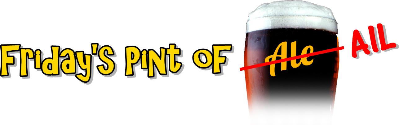 Friday's Pint of Ail Logo