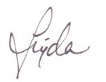 LA Informal Signature